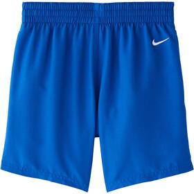 "Nike Swim Logo Solid 4"" Shorts Volley Niños, azul"